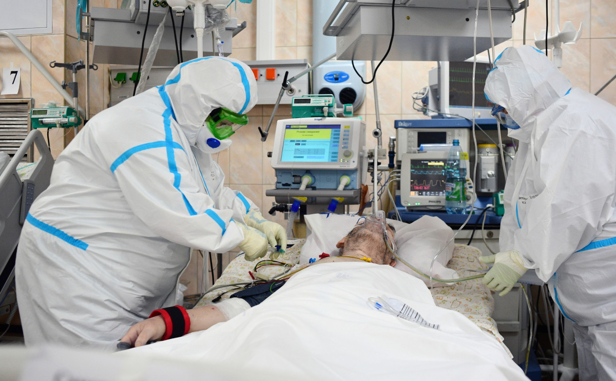 В КЧР за неделю 5 человек умерли от коронавируса