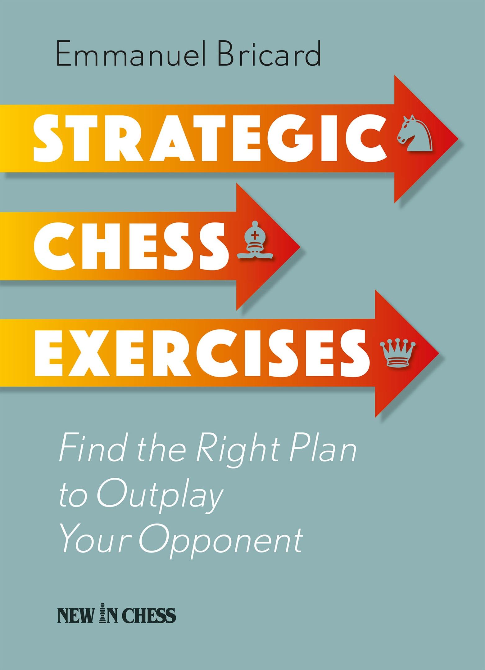 Emmanuel Bricard_Strategic Chess Excercises PDF+PGN  ZZfXiPpyTvM