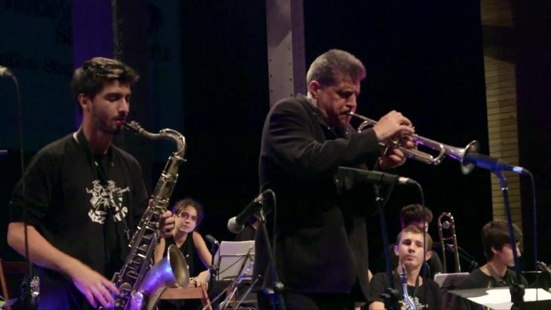 2019 Cheescake SANT ANDREU JAZZ BAND DIR Joan Chamorro Feat MARÇAL PERRAMON JOE MAGNARELLI