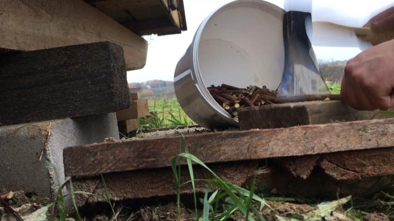 Видео от Переезд в деревню Поповкино