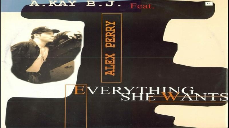 A Kay B J Why Factory Team Edit 1995