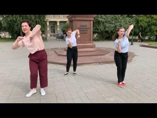 Видео от Школа танцев под джаз и рок'н'ролл Swing Time