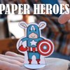 Paper Heroes
