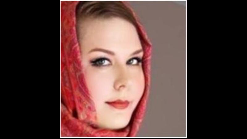 Анна Жунёва Ах эта красная рябина