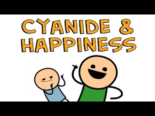Cyanide & Happiness - Take me to cemetery