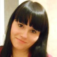 Фотография страницы Анжелики Копниной ВКонтакте