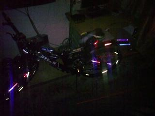 Мой велобайк Stels Adrenalin 2012
