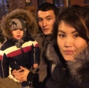 Персональный фотоальбом Айданы Арапбаевой