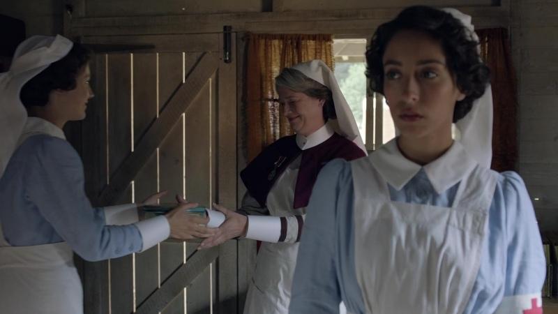 Багряное поле 1 сезон 1 серия The Crimson Field HD 720p 2014