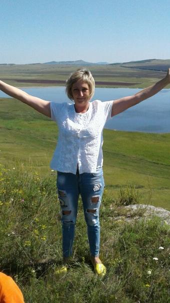Оксана Кириллова, Ачинск, Россия
