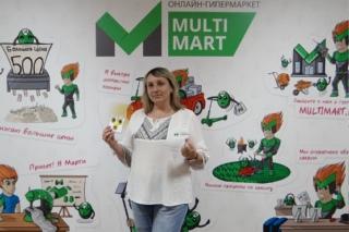 Победители конкурсов онлай-гипермаркета MultiMart.by
