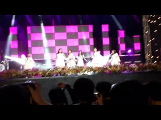 [170826] Lovelyz - Now, We @ 14th Chupungryeong Music Festival