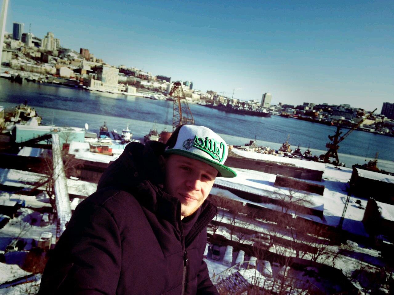 Василий, 29, Boston