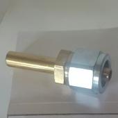 Фитинг для термопластиковой трубки прямой 8