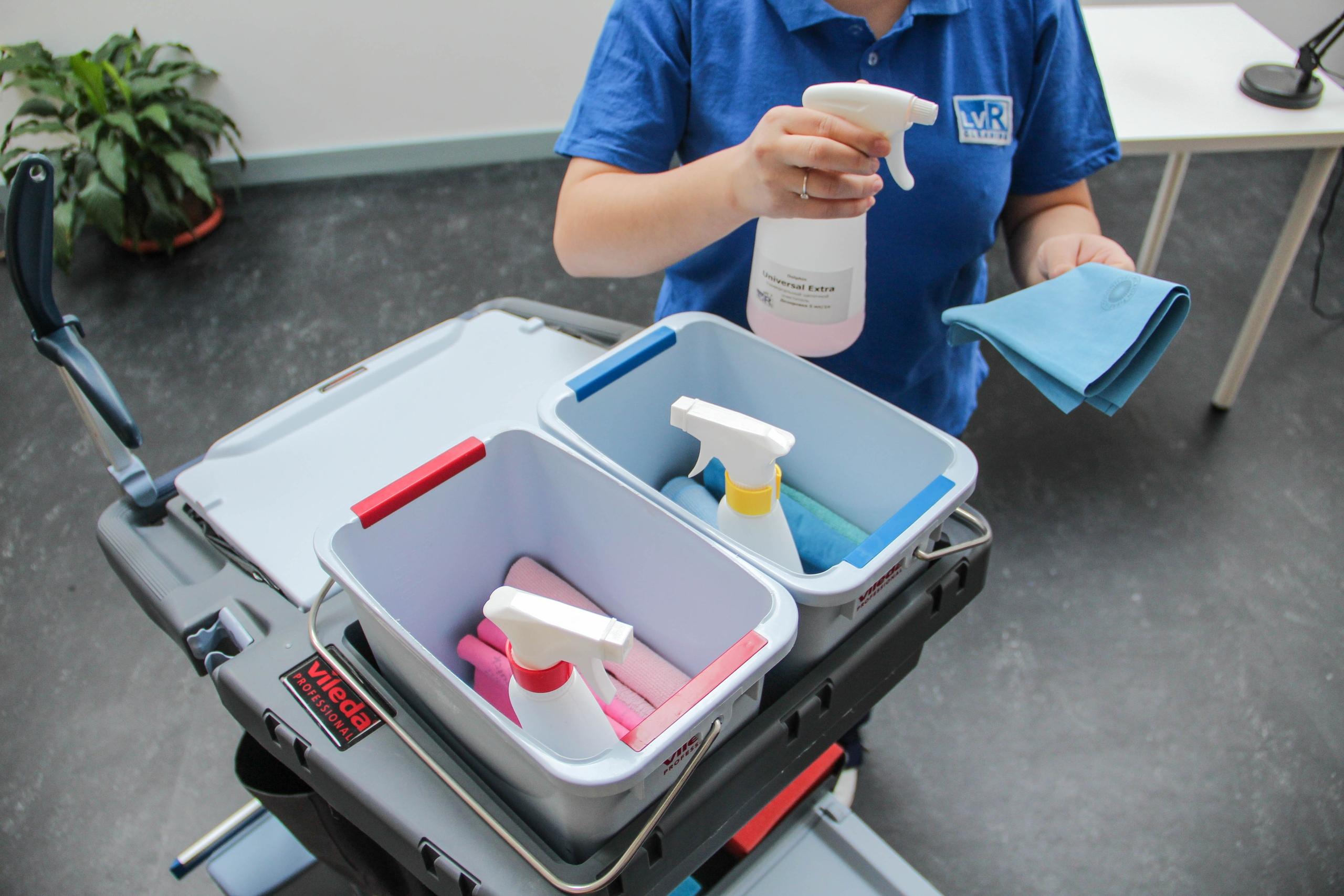 Уборка методом предварительной подготовки, изображение №3