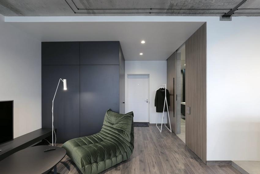 Интерьер квартиры 48 м в Киеве от студии S.