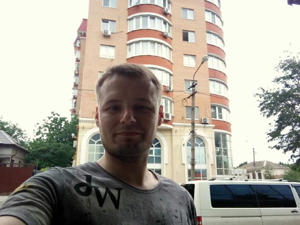 Ярослав Смаглий, Украина