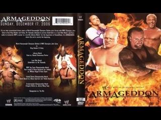 มวยปล้ำพากย์ไทย WWE Armageddon 2006 Part 3 ครับ พี่น้อง เครดิตไฟล์ กลุ่มมวยปล้ำพากย์ไทย