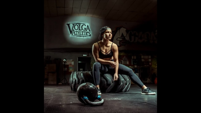Видео по итогам съемки в кроссфит клубе Volgaathletics