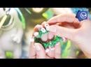 Браслет из резинок Тюльпаны -- Плетение из резинок на станке.mp4