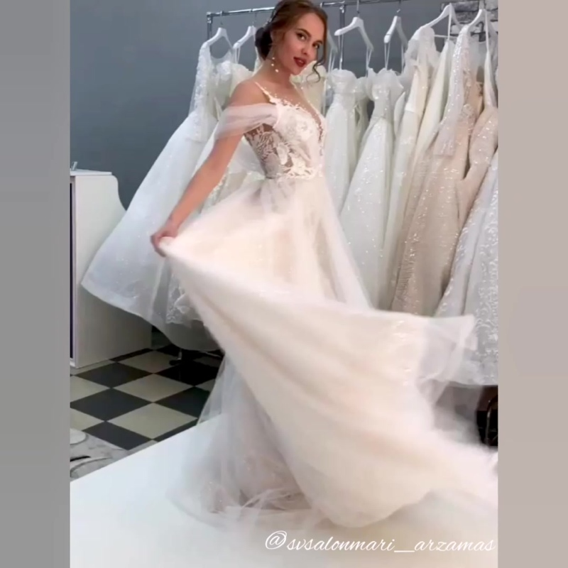 Свадебное платье Алисия 💕