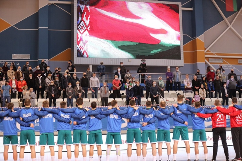 Курс на Египет. Белорусы сильнее норвежцев в матче евроотбора. Шанс пройти в распахнутые двери, изображение №2