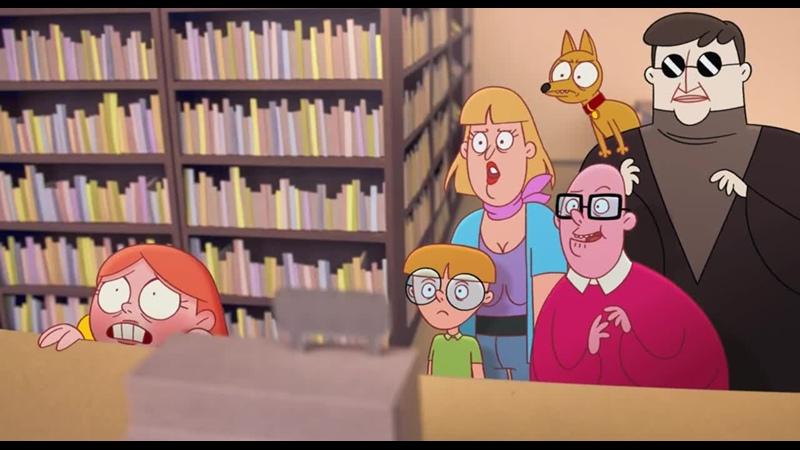 000001366 Tabook cute bondage cartoon animated film ПОРКА В КИНО