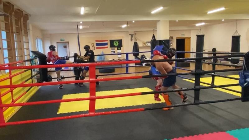 Видео от Тайский бокс в Выборге