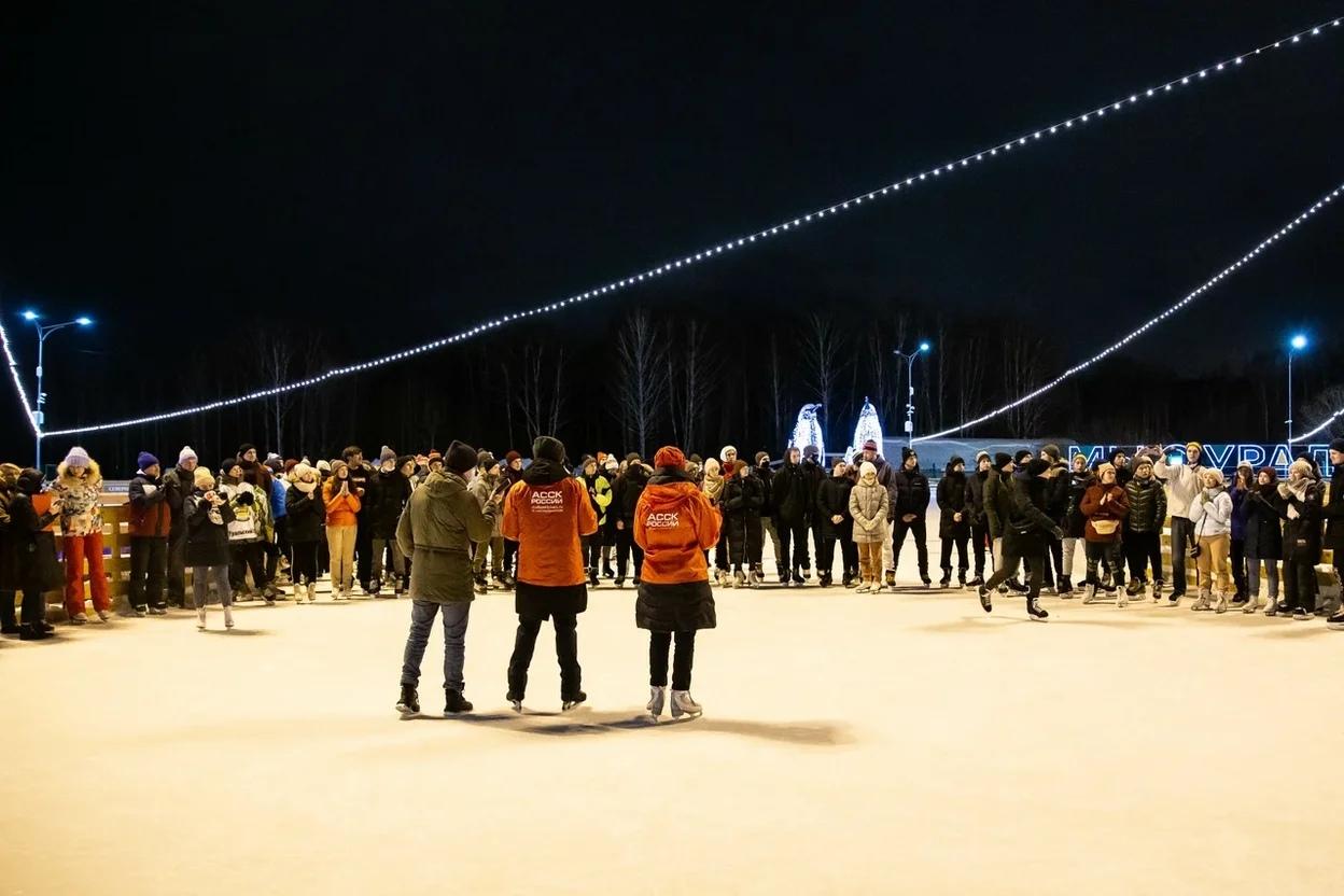 Самая спортивная и самая студенческая: как прошла спортивная студенческая ночь в регионах России, изображение №47