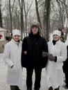 Персональный фотоальбом Никиты Глуховцева