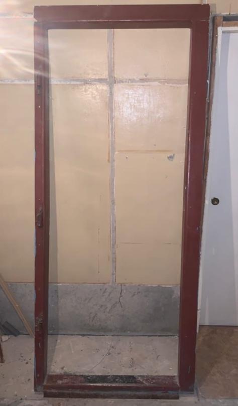 Купить стальную дверь с коробкой и | Объявления Орска и Новотроицка №13644