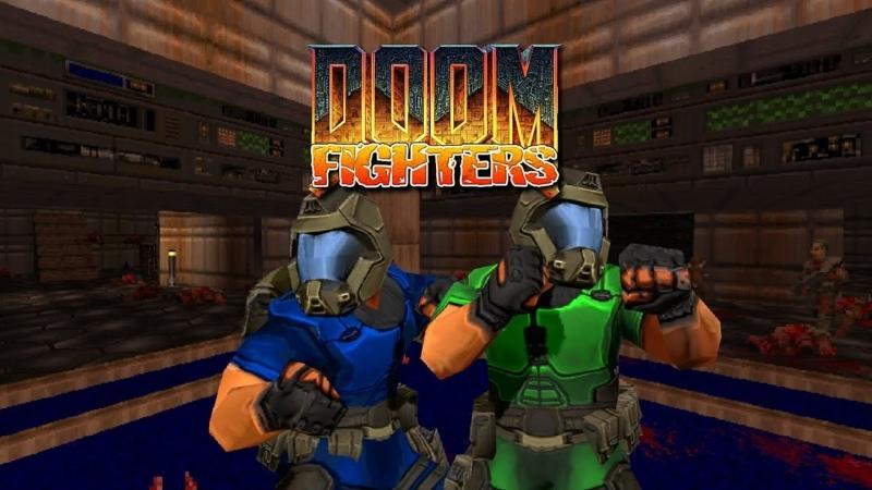 Doom Fighters Trailer