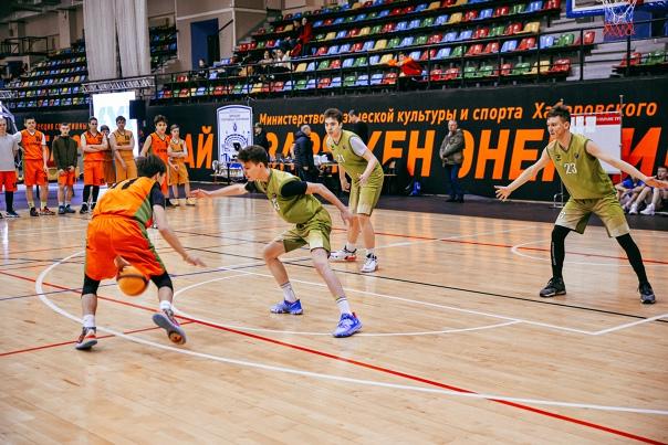 Фестиваль баскетбола 3х3 ДФО 2021