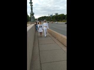 День ВМФ 2021  Шевчук Сергей и Светлана