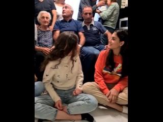 Видео от Андо Матевосяна