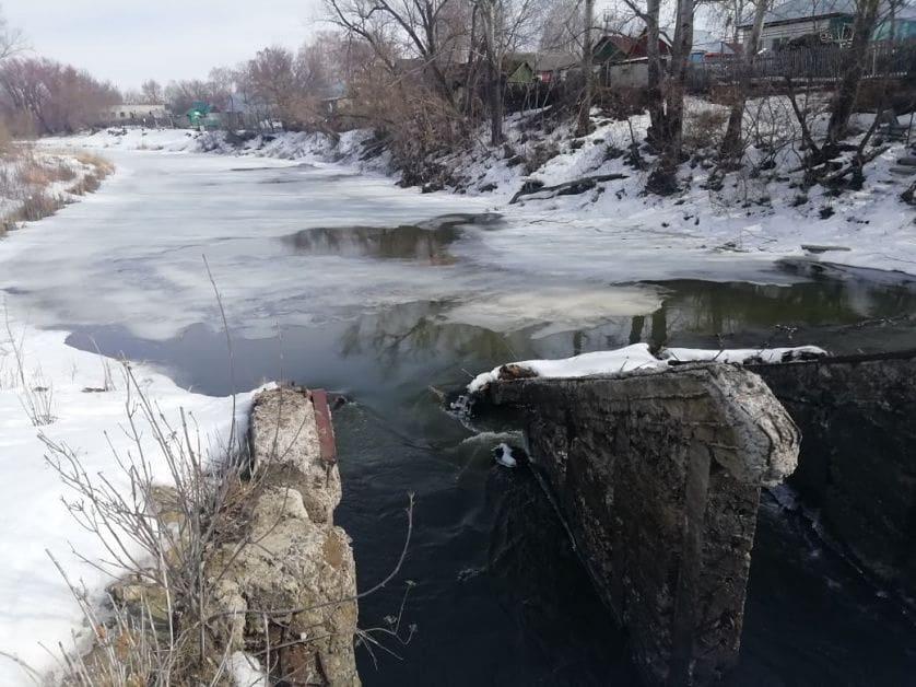 В Саратовской области проверяют дороги и мосты на готовность к весеннему паводку