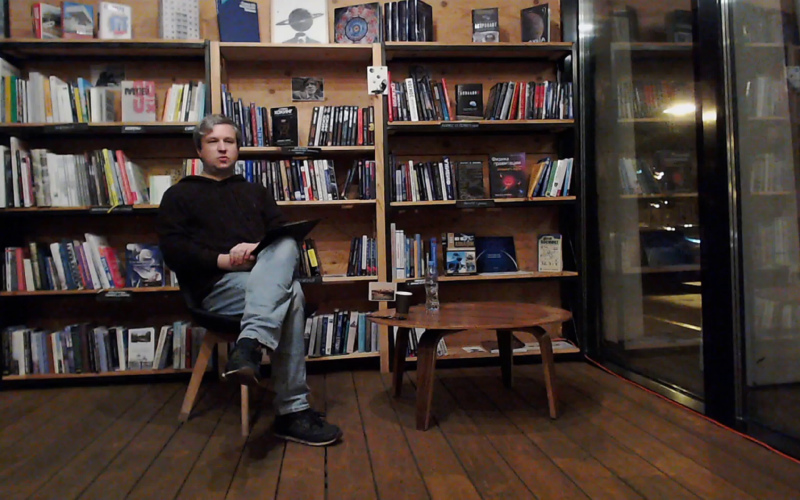 Public talk с Антоном Долиным