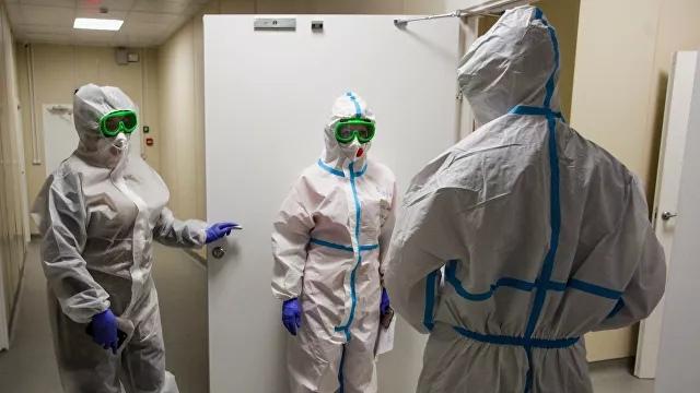 В России зарегистрировали первый случай смерти ребенка от коронавируса