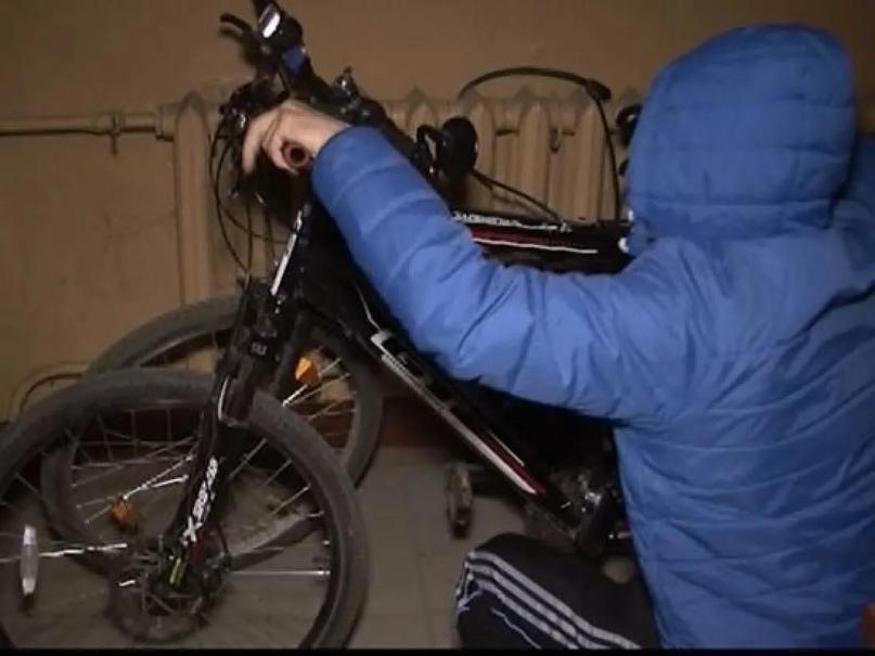 Полицией Якутска раскрыта кража велосипеда