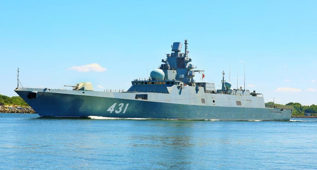 "Эсминец ""Адмирал Касатонов"""