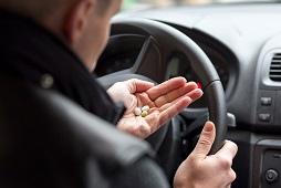 Употребление психоактивных веществ привело к нарушению закона