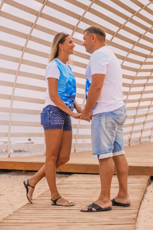 Love Story фотосессия в Евпатории - Фотограф MaryVish.ru