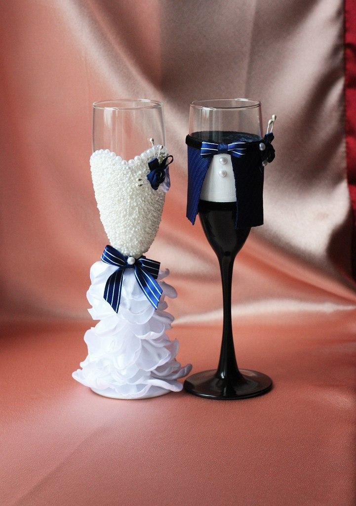 9gJcACE 7i8 - Красивые свадебные фужеры