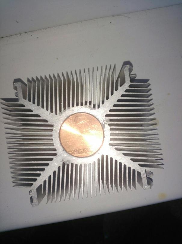 Аллюминевый радиатор с медным | Объявления Орска и Новотроицка №28570