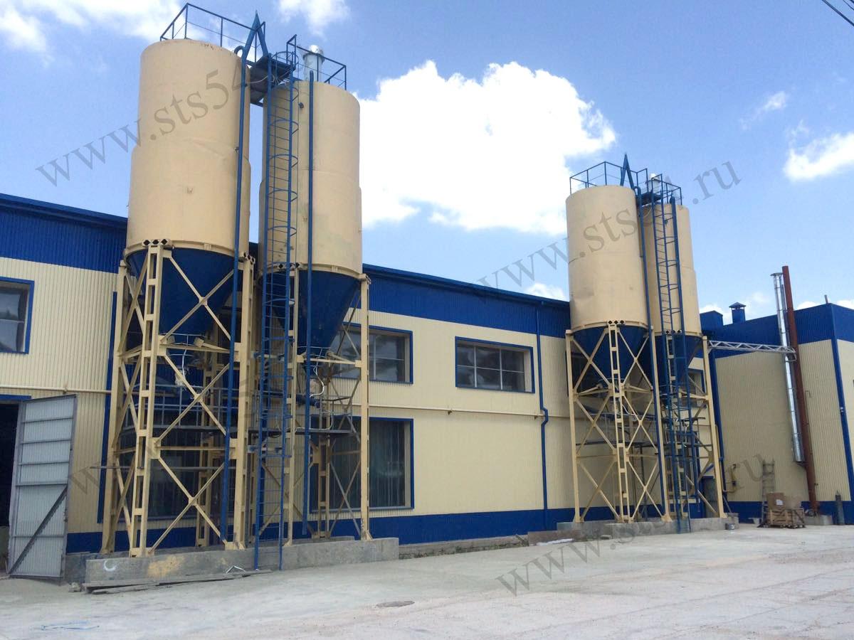 Купить оборудование для производства газобетонных блоков Новосибирск