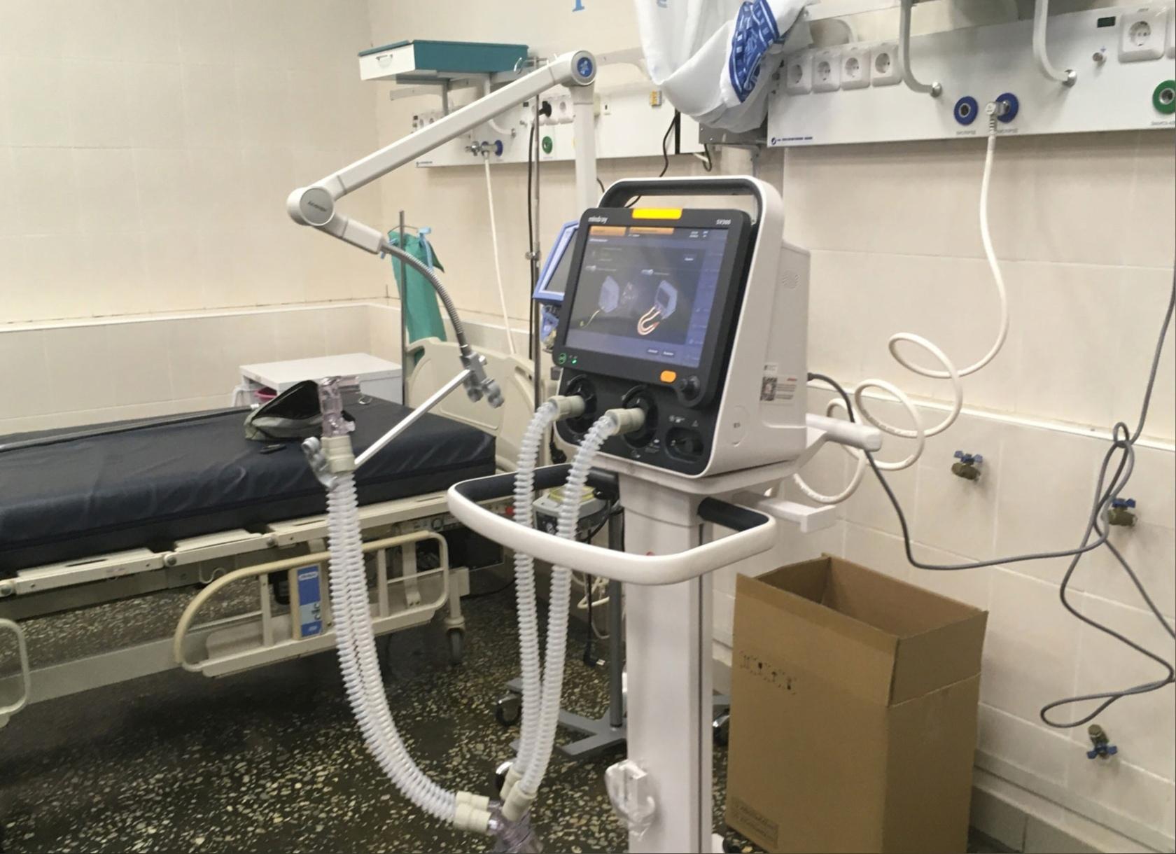 Новое оборудование получила Можгинская районная больница.