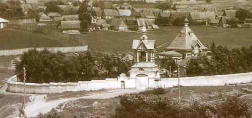 Афанасьевская церковь — не сохранилась.
