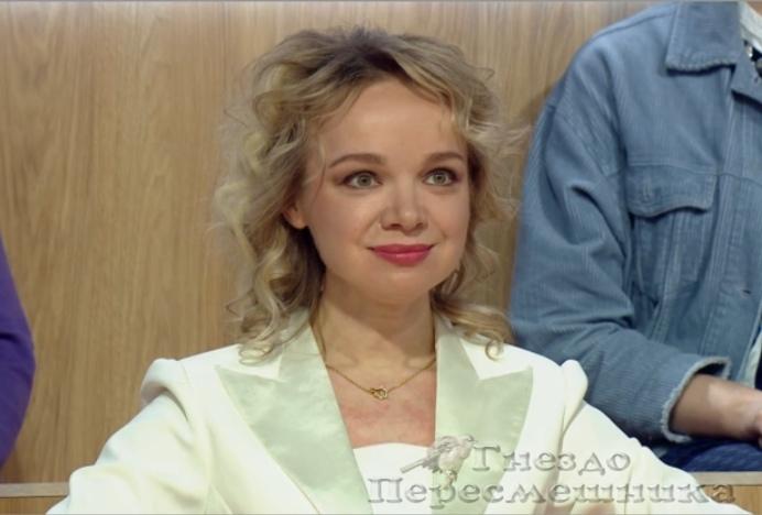 Гостья сегодняшнего ББ Виталина Цымбалюк