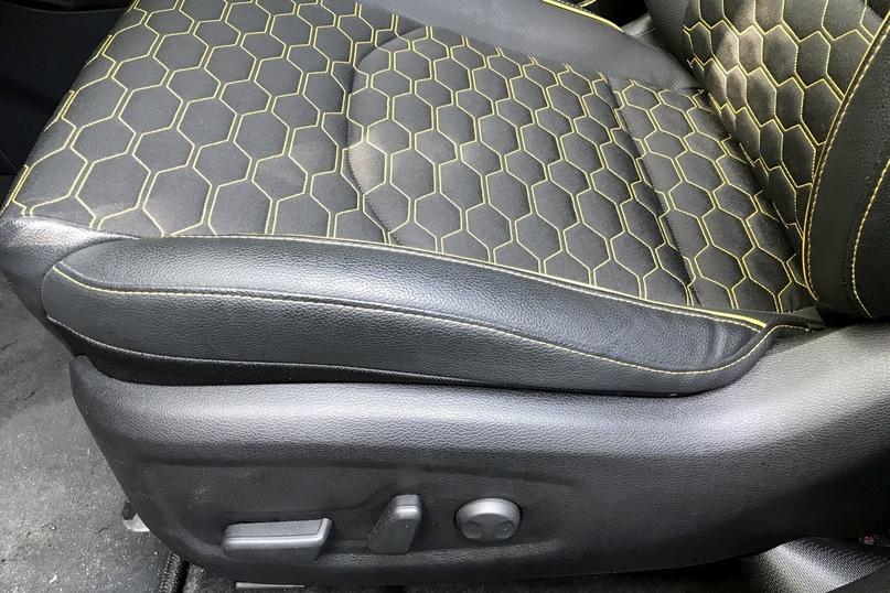 Kia XCeed: стоит ли отдавать 2 млн рублей за стильный кроссовер, изображение №5