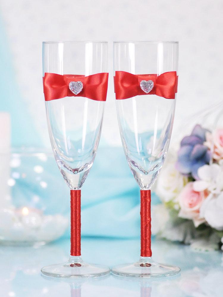 VFbl4hVrxcA - Красивые свадебные фужеры